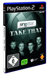 SingStar Take That Packshot PS2