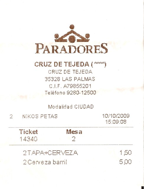 Parador de Tejeda