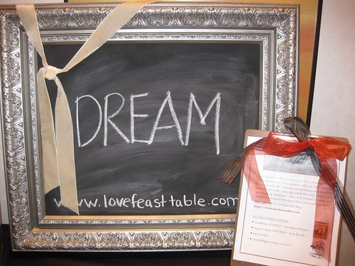Dream Chalkboard