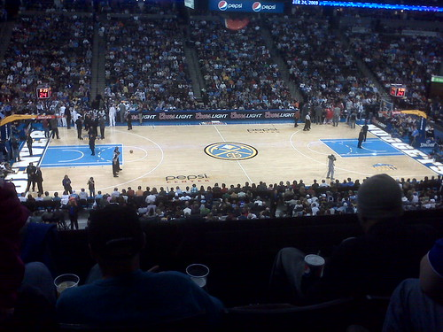 Nuggets Game