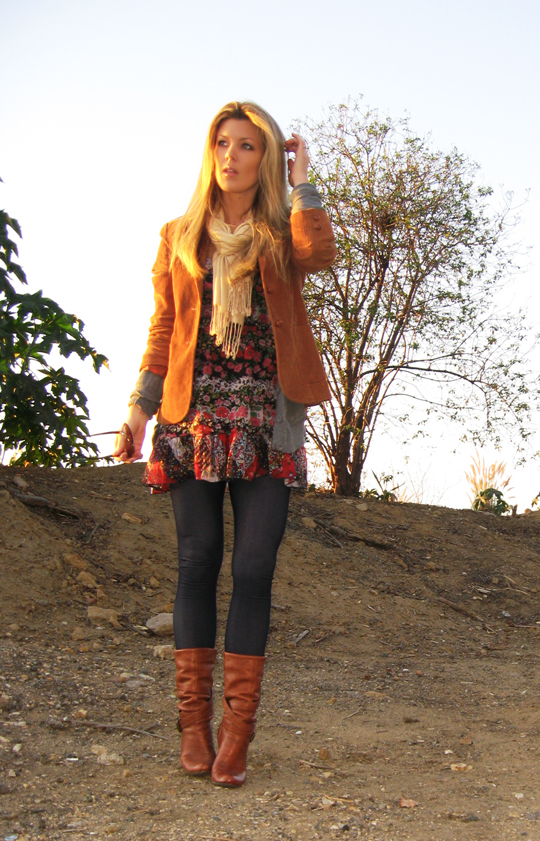 floral-dress-leggings-boots-layers-6