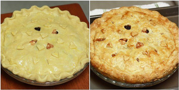 2009.11.25 Apple Cherry Pie [Collage 2]