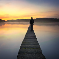 Looking back... 1 year on flickr (Stuart Stevenson) Tags: selfportrait sunrise scotland jetty 1year gloaming 30secexposure thinkingplace myfavouritespot 10sectimer haveyouanyideahowdifficultitistostandperfectlystillfor30seconds slightmotionblurimafraidbutbetterthanlastattempt