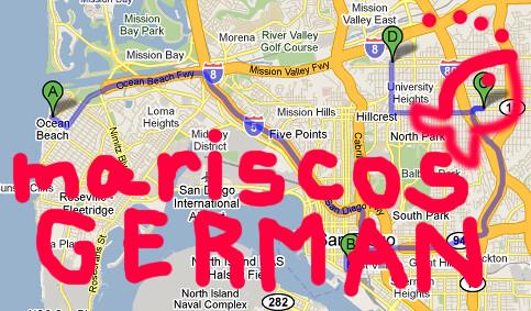 Mariscos German