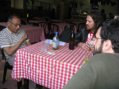 Conversa con el Ché Sandoval