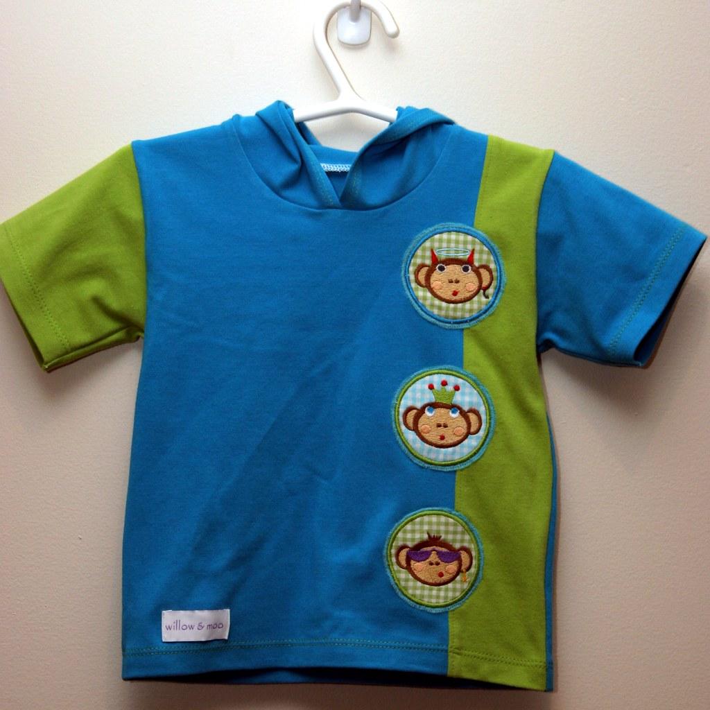 kai shirt front