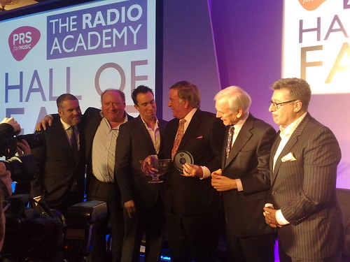 Terry Wogan and Fellow Breakfast DJs