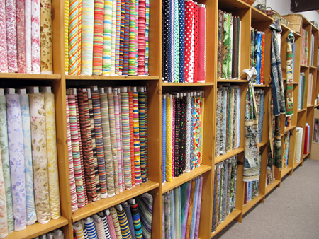 Prairie Queen Quilt Shop, San Jose