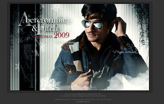 Abercrombie & Fitch ... (Bally AlGharabally) Tags: home fashion studio model perfect december photographer designer ad abercrombie 2009 nader rai 1000 fitch  advertisment kuwaiti bally  mashala  gharabally algharabally almusawi