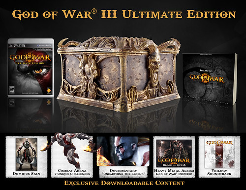 God of War III Ultimate Edition