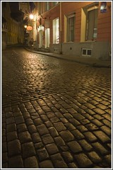 20091211. Tallinn. At night. Rataskaevu street. 8587. (Tiina Gill (busy)) Tags: street city night lights tallinn estonia soe bej mywinners abigfave worldbest theperfectphotographer goldstaraward artofimages sailsevenseas
