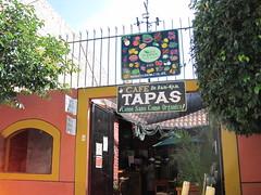 Via Organica Store & Cafe, San Miguel