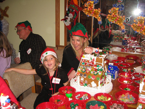 4206034239 6d7b7208f3 Every January, we host a Gingerbread House Party ...