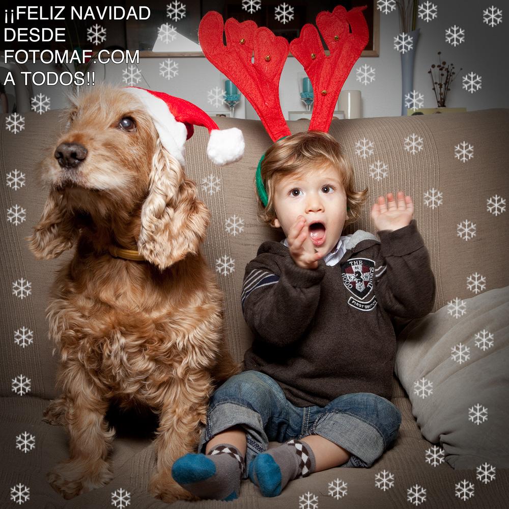 Feliz Navidad desde Fotomaf.com