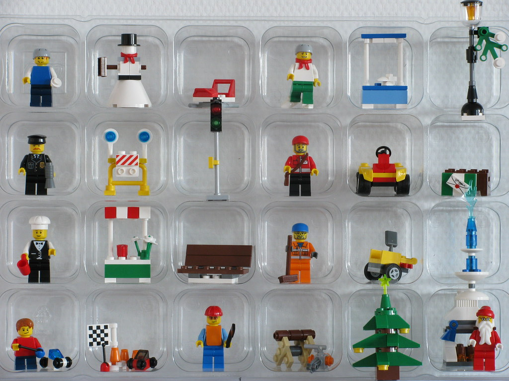 Advent Calendar Ideas Lego : The world s best photos of benlego and lego flickr hive mind