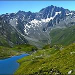 Switzerland  - Lac de Fenêtre