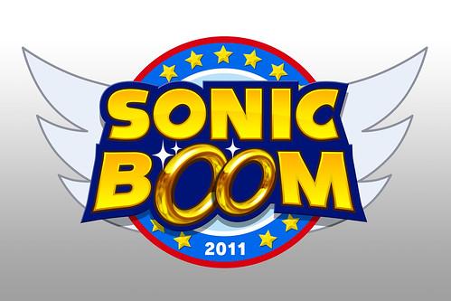Sonic Boom 2011 Logo