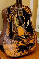 Sharpie Guitar #4