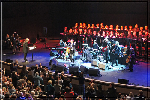 Southbank Meltdown Preview : Ray Davies & Crouch End Festival Chorus by Craig Grobler