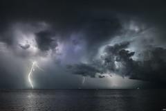 Zeus (D~P~B) Tags: zeus lightning thunder storm florida summer nikon nikond5300 coast nature obsession show electric clouds sky