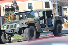 hummer (kenr61) Tags: jeep humvee convertable military suv