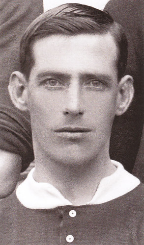 Dick Duckworth in 1911/12 home kit