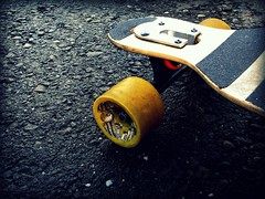 Wet Dervish 2 (Cancerous Oranges) Tags: nine 9 longboard sector dervish loaded venom sector9