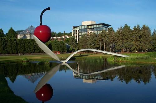 Photo Friday Walker Art Center Minneapolis Sculpture Garden