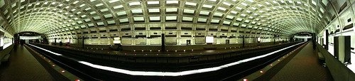 Judiciary Square Metro Station - Taken With An iPhone