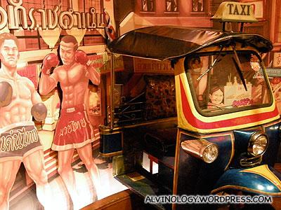 More Thai symbolism
