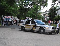 Bergen County, NJ Sheriff (OaklandFD213 (Police)) Tags: park county ford police scene victoria international crime vic crown sheriff bergen interceptor unit f350 econoline ridgefield oem