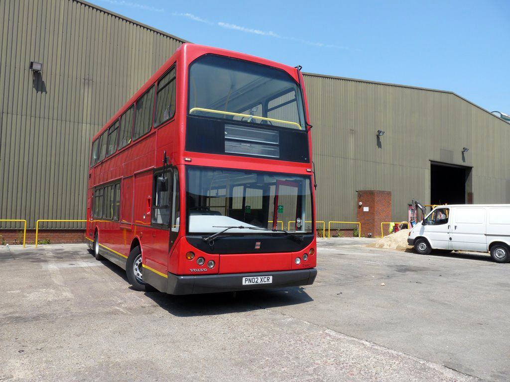 Plymouth Citybus 404 PN02XCR (by didbygraham)
