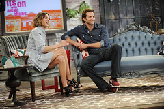 "Alexa Chung and Bradley Cooper on MTV's ""It's On With Alexa Chung"" (beastandbean) Tags: tv models mtv shows alexa chung trl bradleycooper talkshows alexachung newshows mtvshows itsonwithalexachung ukimports afternoontalkshows"