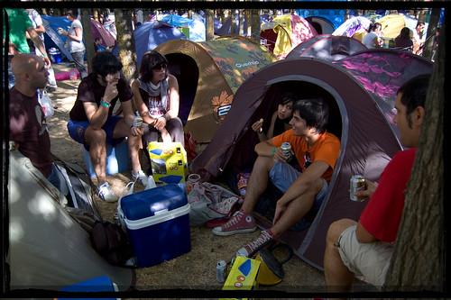 Camping del sonorama