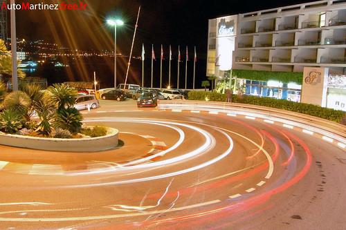 monaco f1 circuit map. Monaco by Night - Circuit F1