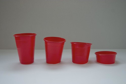 Sinking cups