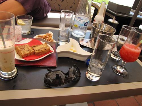 Coffee break in Thessaloniki