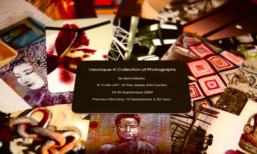 Exhibition Invites, by B e r n i ✮