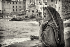 Hope and Determination (Fabio Montalto) Tags: portrait blackandwhite beautiful lady hope cefal blueribbonwinner nikond200 mywinners aplusphoto platinumheartaward theperfectphotographer wagman30 platinumpeaceaward silverefexpro2