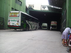 Farinas Trans 84 (leszee) Tags: man bus terminal manila daewoo trans amc 84 kinglong