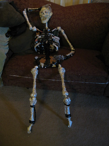 He's got legs!!!!