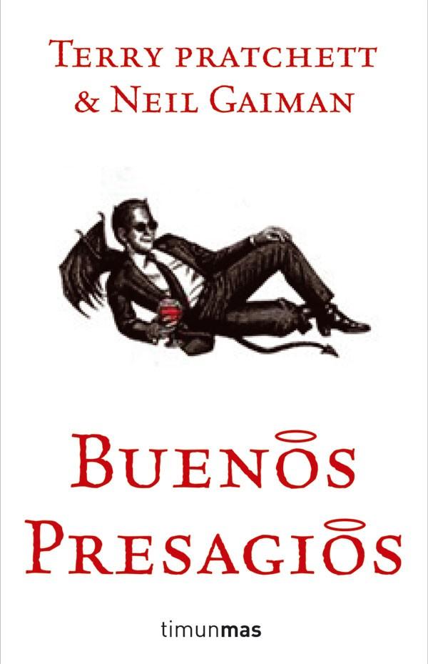 Buenos Presagios (portada, Timun Mas 2009)