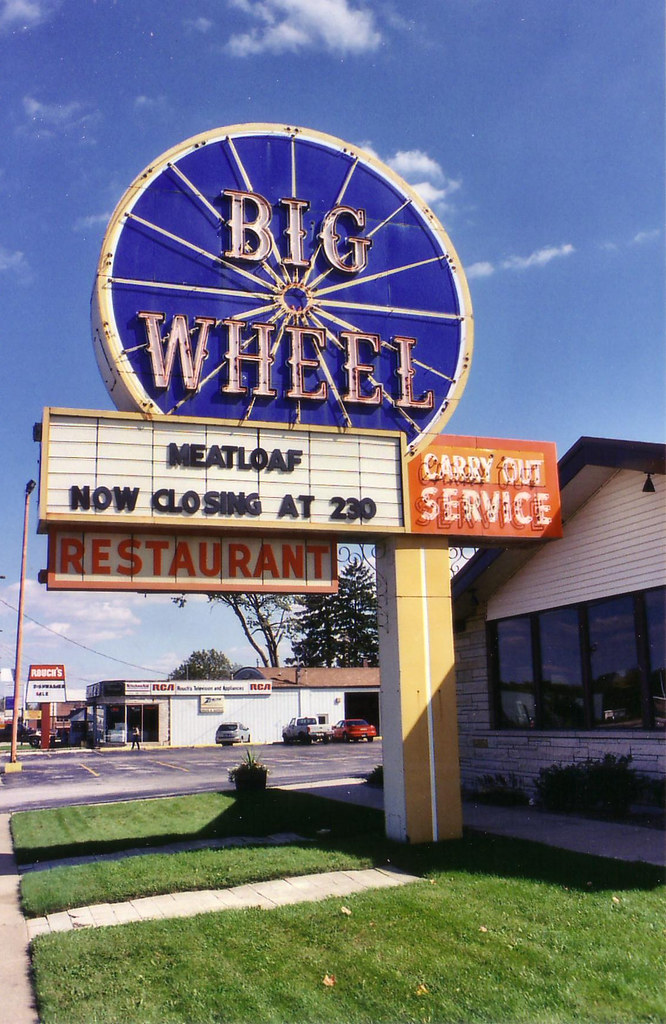Big Wheel restaurant