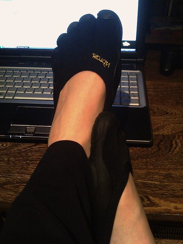 Vibram Five Fingers (by iconolith)