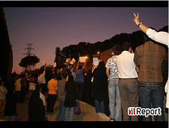 9 (Protest in Iran) Tags: evin