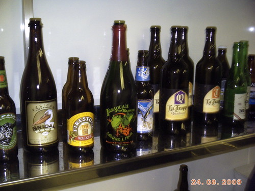 BrewNZ beer bottles