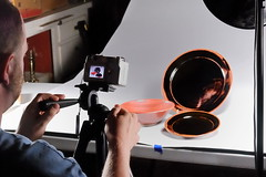 Photographing Custom Dinnerware