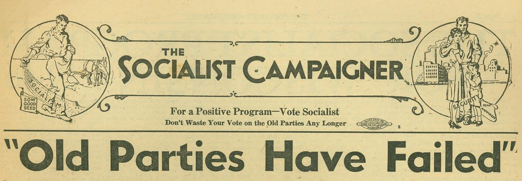 The Socialist Campaigner