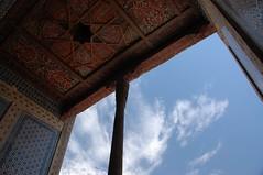 2009-06-05_DSC_4604 (becklectic) Tags: palace uzbekistan centralasia 2009 khiva ichonqala khorezm toshhovlipalace toshhovli 18321841