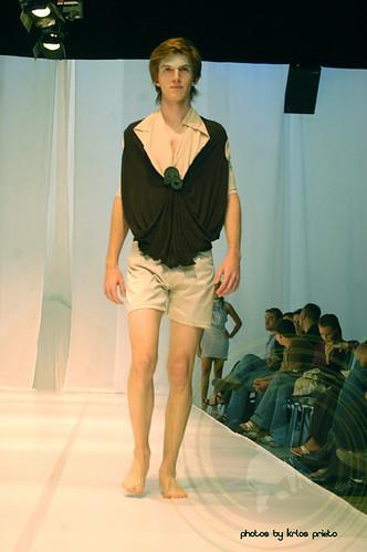Daniel Andrade Colección Primavera-Verano 2010